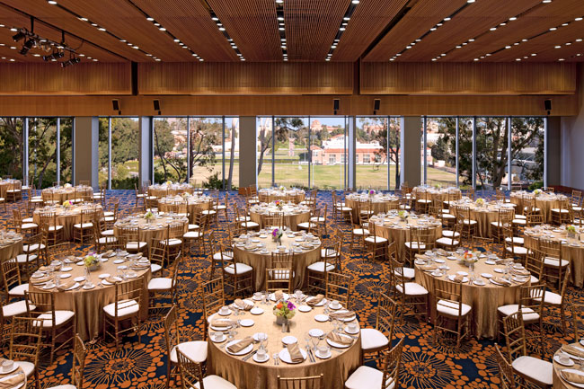 Carnesale Commons Palisades Room